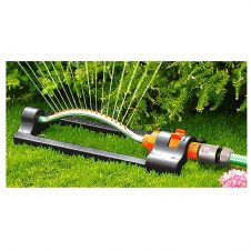 Compact oscillating sprinkler ECO-2814 - Black Line